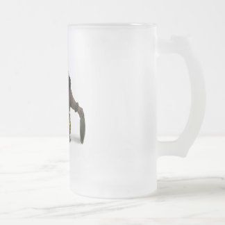 1979_1588351 FROSTED GLASS BEER MUG