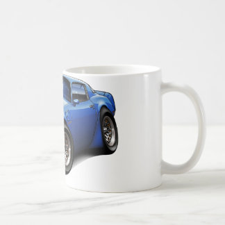 1979-81 Trans Am Blue Car Coffee Mug