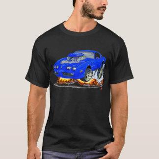 1979-81 Trans Am Blue-Grey Car T-Shirt