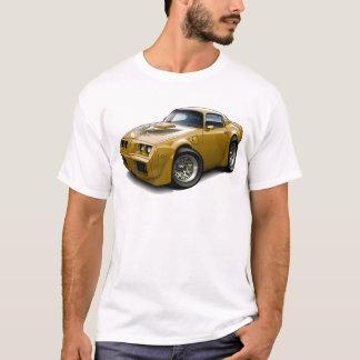 1979-81 Trans Am Gold Car T-Shirt