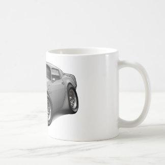1979-81 Trans Am Grey Car Coffee Mug