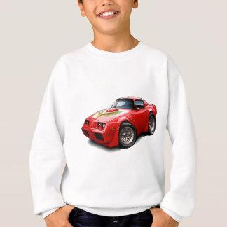 1979-81 Trans Am Red Car Sweatshirt