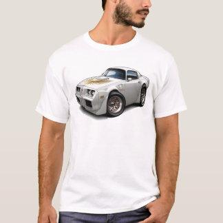 1979-81 Trans Am White Car T-Shirt