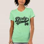1979 - ¡Años 30 sucios!! Camisetas