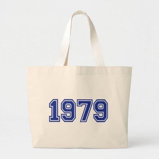 1979 Birthday Bags