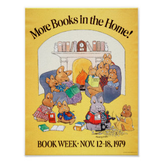 1979 Children's Book Week Poster