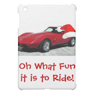 1979 Christmas Red Corvette iPad Mini Case