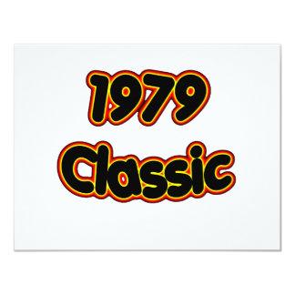 1979 Classic Card