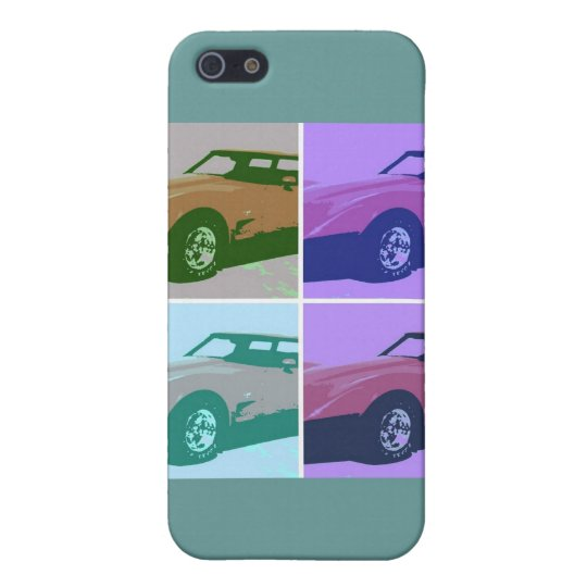 1979 Classic Cars iPhone SE/5/5s Cover