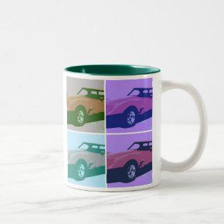 1979 Classic Cars Two-Tone Coffee Mug