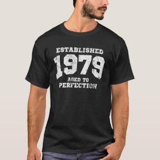 1979 establecidos envejecidos a la perfección playera
