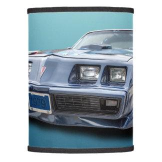 1979 MUSCLE CAR LAMP SHADE