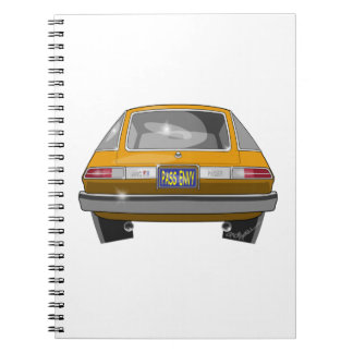 1979 Pacer Pass Envy Notebook