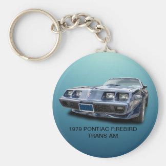 1979 PONTIAC FIREBIRD TRANS AM KEYCHAIN