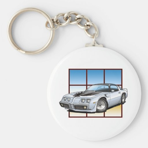 1979 Pontiac Trans Am Keychain