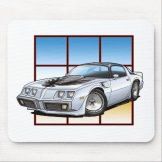 1979 Pontiac Trans Am Mouse Pad