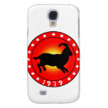 1979 Year of the Ram / Sheep / Goat Galaxy S4 Cases