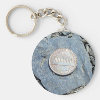 1980 American Penny (Front) Key Chain