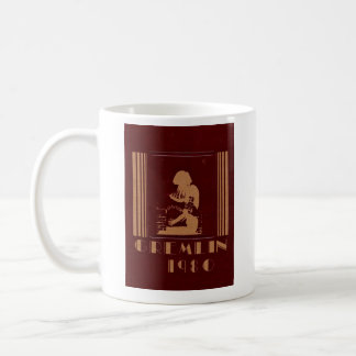 1980 Graydon Gremlin Yearbook Mug