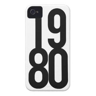 1980 iPhone 4 CASE