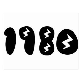 1980 POSTCARD