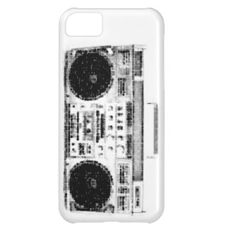 1980s Boombox Case For iPhone 5C