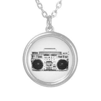 1980s Boombox Custom Necklace