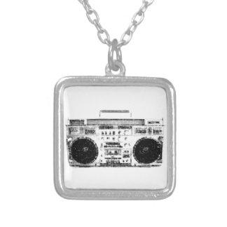 1980s Boombox Necklaces