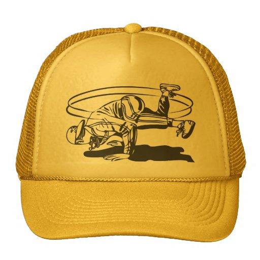 1980's Hip Hop Old School Breakdancing Trucker Hats