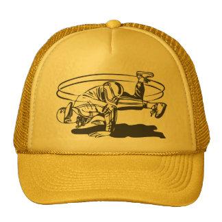 1980's Hip Hop Old School Breakdancing Trucker Hat