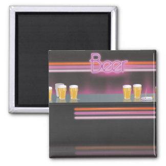 1980s Nightclub Magnet