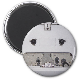 1980's Personal Cassette Player 2 Inch Round Magnet