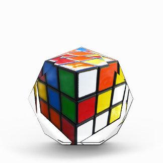 1980's Puzzle Cube Award
