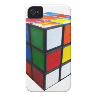1980's Puzzle Cube Case-Mate iPhone 4 Case