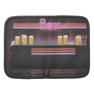 1980s Retro Bar Planners