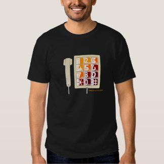 1980's Retro Phone T Shirt