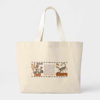 1981 1921Chinese zodiac metal rooster born Scorpio Tote Bags