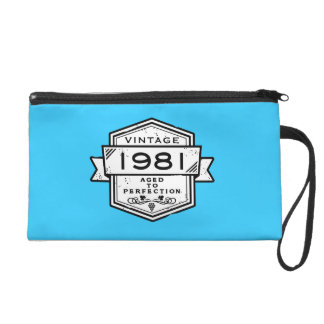 1981 Aged To Perfection Wristlets