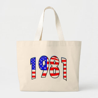 1981 CANVAS BAG