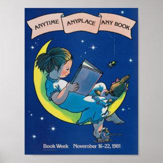 1981 Children's Book Week Poster