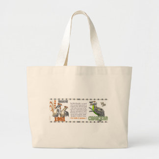 1981 Chinese zodiac metal rooster born Capricorn Canvas Bags
