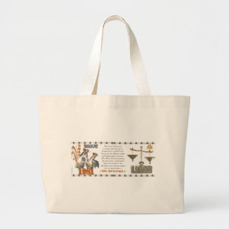 1981 Chinese zodiac metal rooster born Libra Canvas Bags
