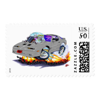 1982-92 Trans Am Grey Car Postage
