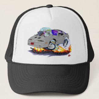 1982-92 Trans Am Grey Car Trucker Hat