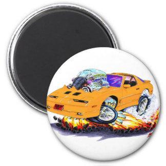 1982-92 Trans Am Orange Car Magnet