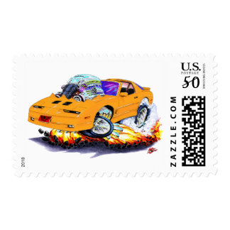 1982-92 Trans Am Orange Car Postage