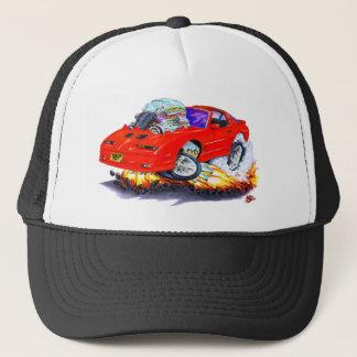 1982-92 Trans Am Red Car Trucker Hat