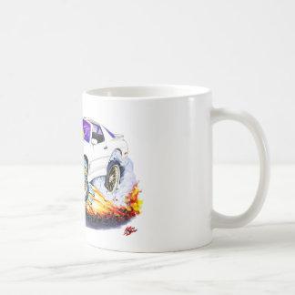 1982-92 Trans Am White Turbo GTA Coffee Mug