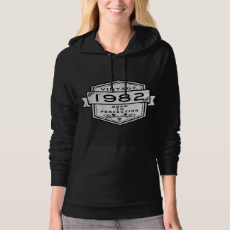 1982 Aged To Perfection Hoodie