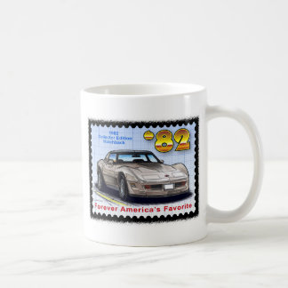 1982 Collector Edition Hatchback Corvette Coffee Mug
